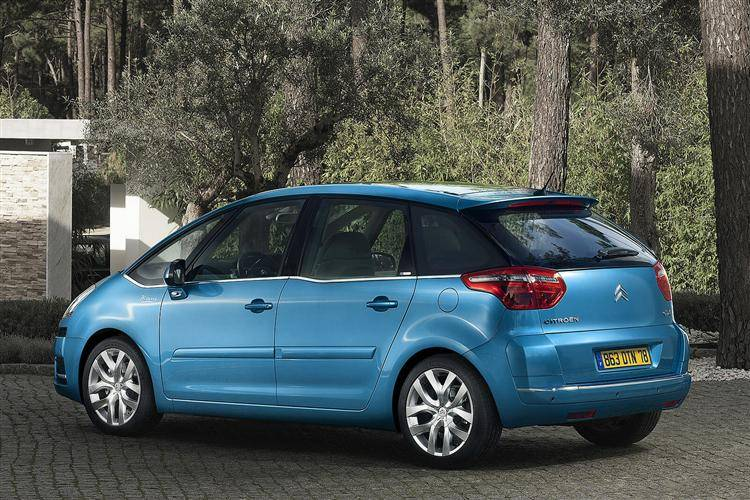 citroen c4 picasso 2006 2010 used car review review. Black Bedroom Furniture Sets. Home Design Ideas
