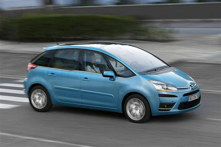 citroen c4 picasso 2006 2010 used car review review car review rac drive. Black Bedroom Furniture Sets. Home Design Ideas