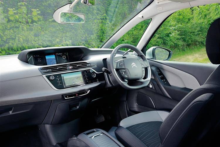 Citroen C4 Picasso (2013 - 2016) used car review
