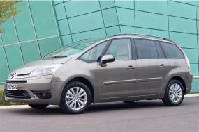 Citroen Grand C4 Picasso (2007 - 2013) review