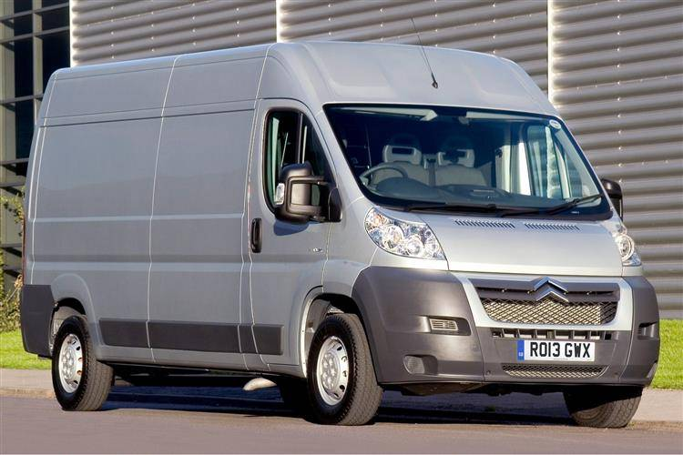 Citroen Relay  (2007 - 2014) review