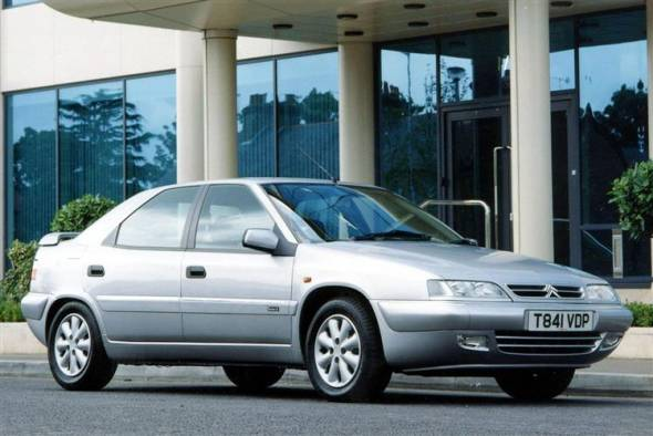 Citroen Xantia (1993 - 2001) review