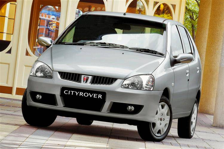 CityRover (2003 - 2005) review