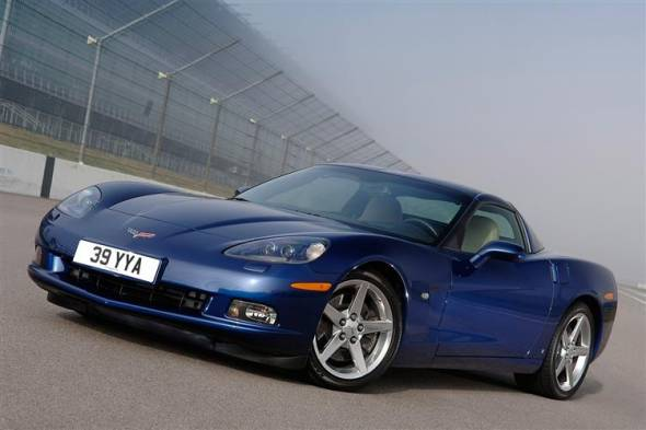 Chevrolet Corvette C6 (2005 - 2014) review