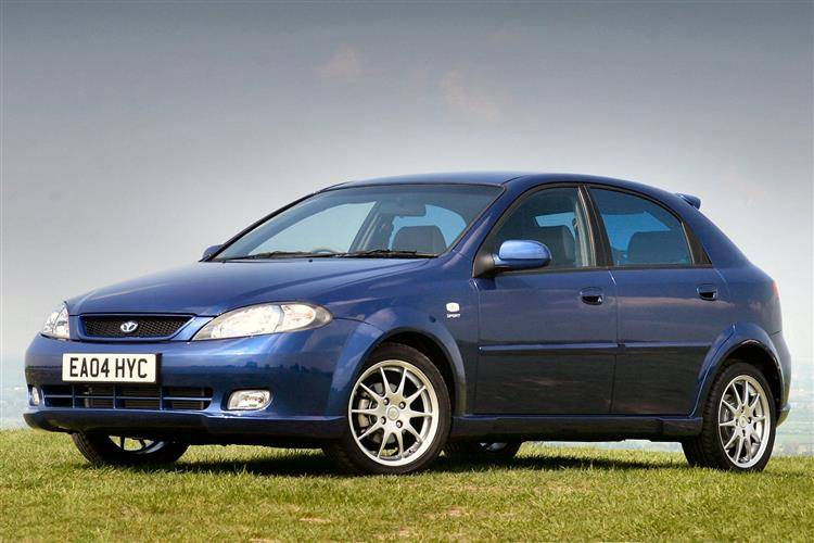 Daewoo Lacetti (2004) review