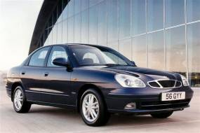 Daewoo Nubira (1999 - 2002) review