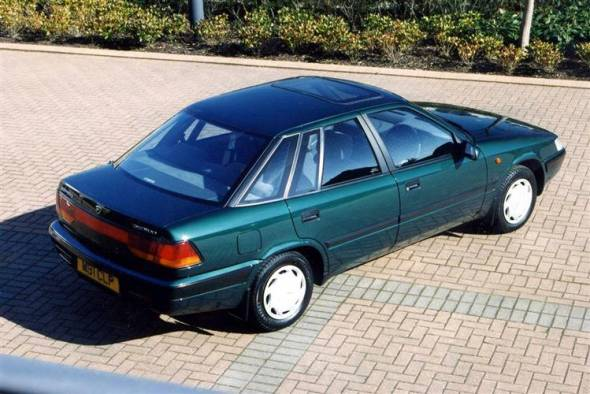 Daewoo Espero (1995 - 1997) review