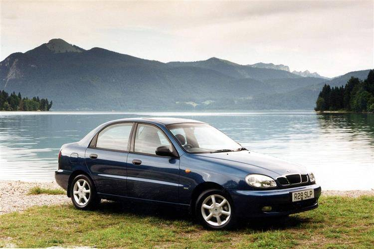 Daewoo Lanos (1997 - 2003) review