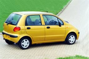 Daewoo Matiz (1998 - 2005) review