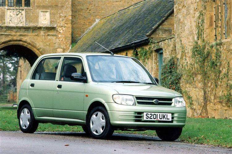 daihatsu cuore 1997 2003 used car review review car review rac drive. Black Bedroom Furniture Sets. Home Design Ideas