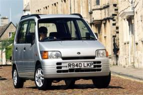 Daihatsu Move (1997 - 2000) review