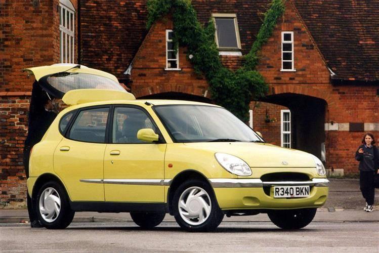 Daihatsu Sirion (1998 - 2005) Used Car Review Review