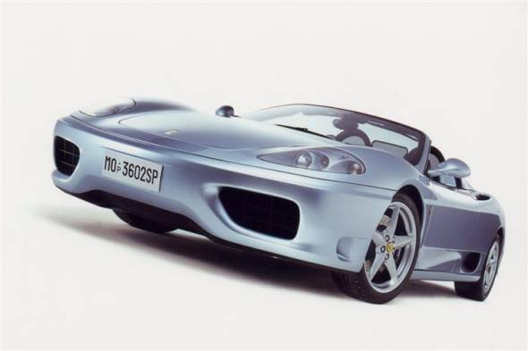 Ferrari 360 (1999 - 2006) review