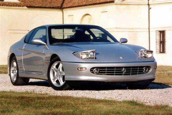 Ferrari 456 (1993 - 2004) review