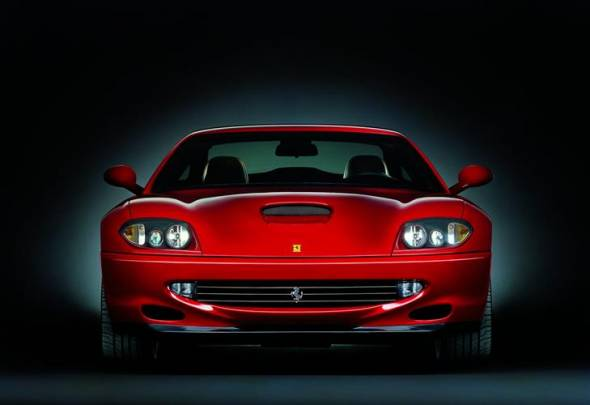 Ferrari 550 Maranello (1996 - 2002) review