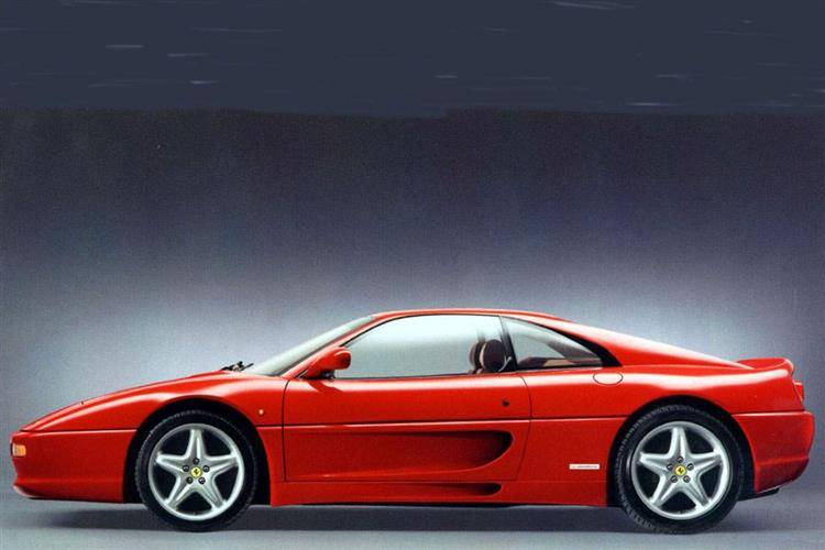 Ferrari F355 (1994 - 2000) review