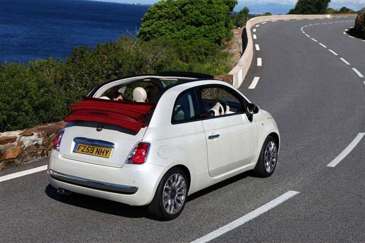 Fiat 500C (2009 - 2015) review