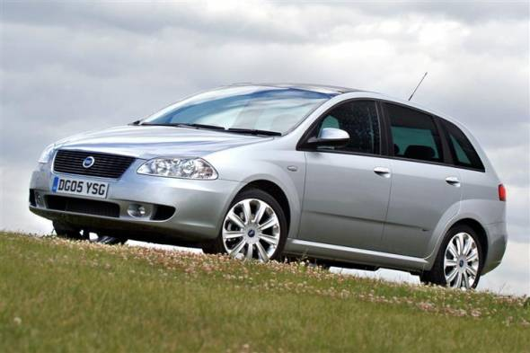 Fiat Croma (2005 - 2007) review
