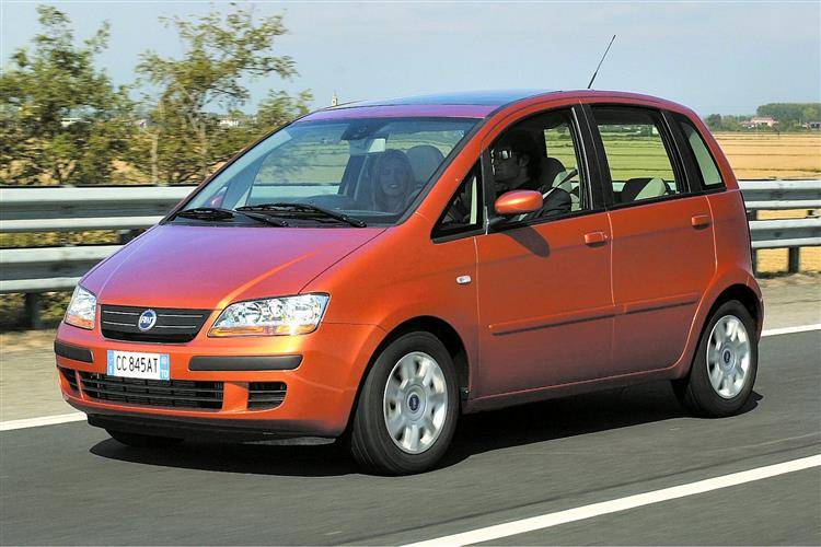 fiat idea 2004 2007 used car review review car review rac drive. Black Bedroom Furniture Sets. Home Design Ideas