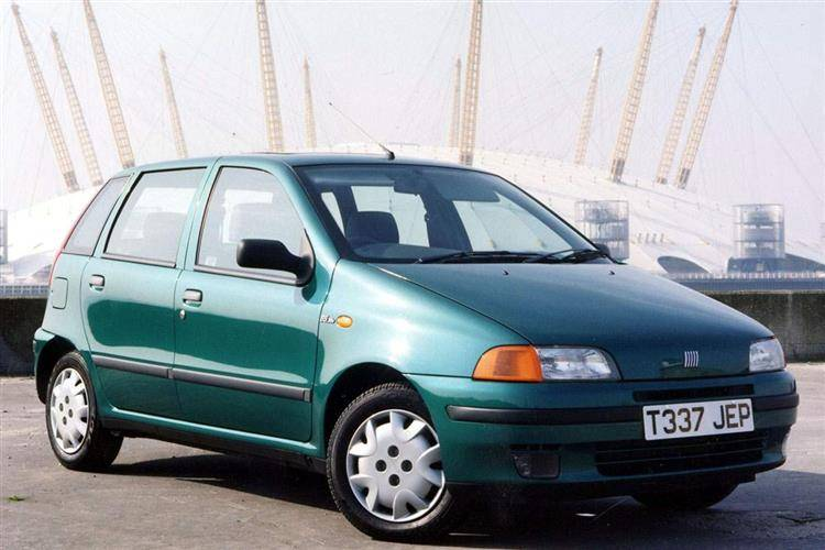fiat punto 1994 1999 used car review review car review rac drive. Black Bedroom Furniture Sets. Home Design Ideas