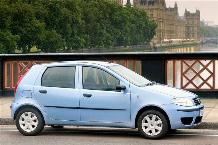 fiat punto 2003 2006 used car review review car. Black Bedroom Furniture Sets. Home Design Ideas