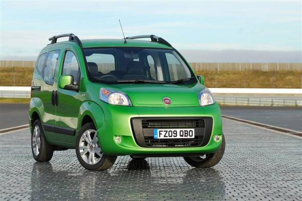 Fiat Qubo (2009 - date) review