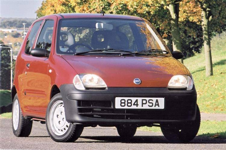 fiat seicento 1998 2004 used car review review car review rac drive. Black Bedroom Furniture Sets. Home Design Ideas