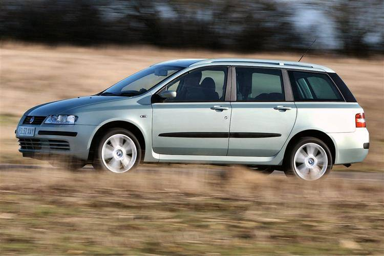 fiat stilo multiwagon 2003 2007 used car review review. Black Bedroom Furniture Sets. Home Design Ideas