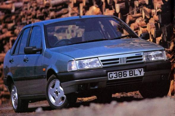 Fiat Tempra (1990 - 1996) review