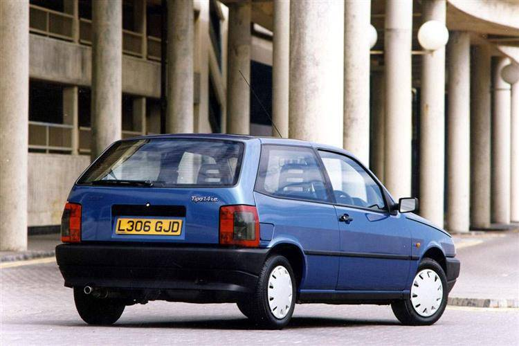 Fiat Tipo (1988 - 1995) review