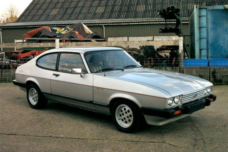 Ford Capri MKIII (1978 - 1987) review