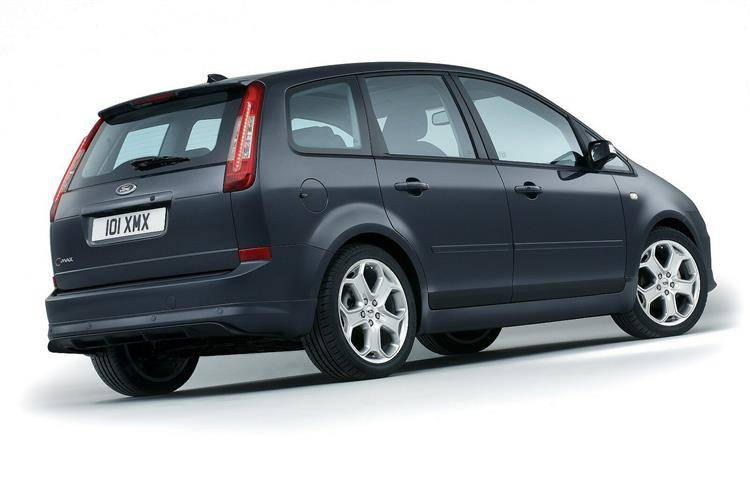 Ford C-MAX (2007 - 2010) review