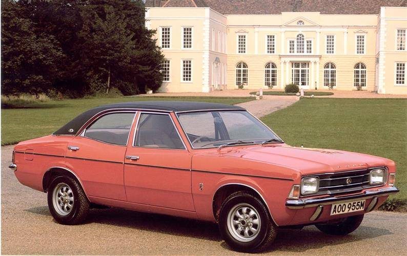 Ford Cortina (1962 - 1982) review