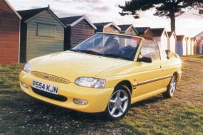 Ford Escort Cabriolet (1990 - 1998) review