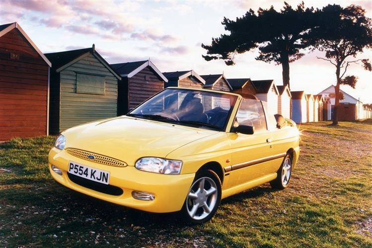 Ford Escort (1990 - 2000) review