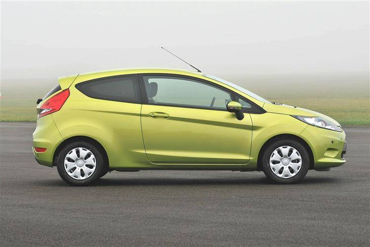 Ford Fiesta (2008 - 2012) review