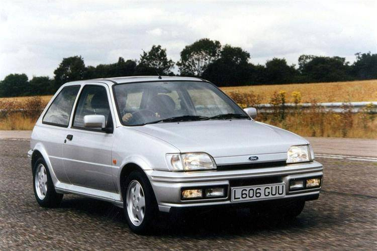 Ford Fiesta (1989 - 1995) review