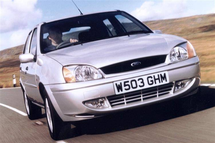 Ford Fiesta (1999 - 2002) review