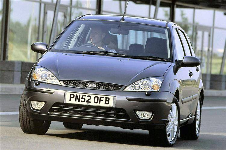 Ford Focus (2002 - 2005) review