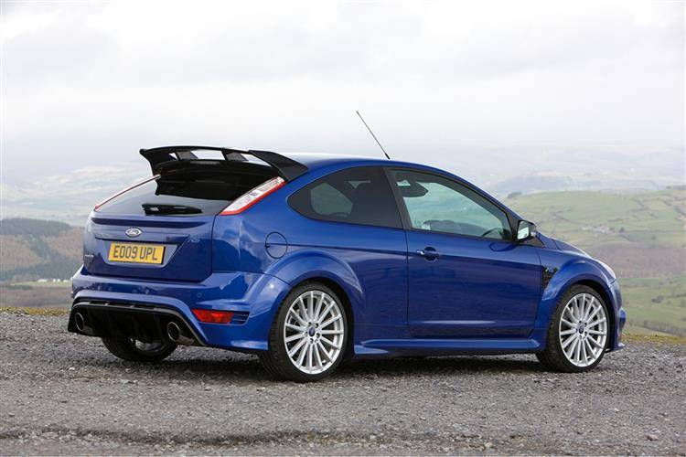 Ford Focus RS (2009 - 2011) review