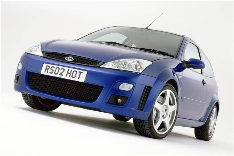 Ford Focus RS (2002 - 2003) review