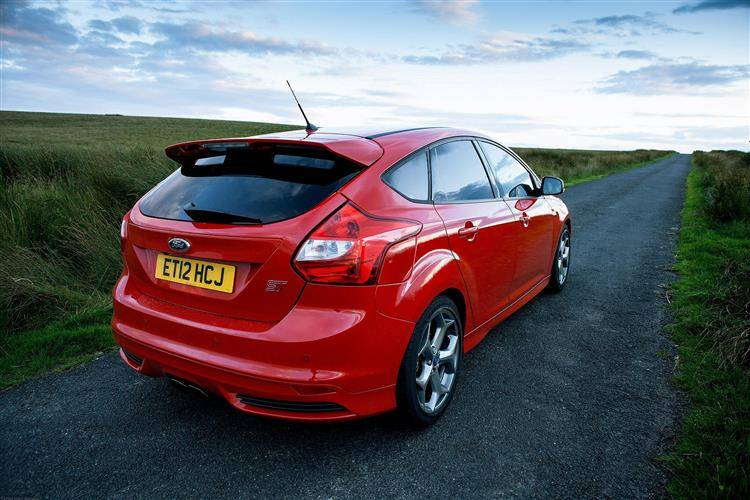 Ford Focus ST (2012 - 2014) review