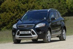 Ford Kuga (2010 - 2013) review
