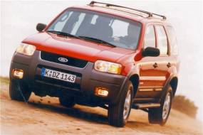 Ford Maverick (2001 - 2003) review