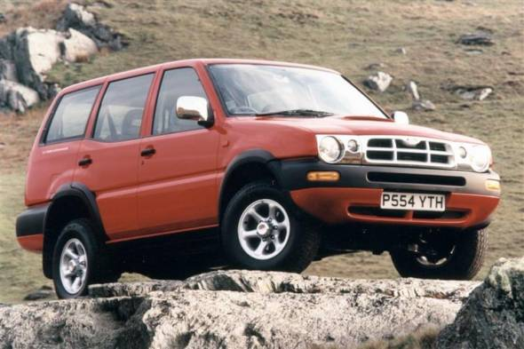 Ford Maverick (1993 - 1997) review