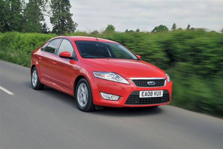 Ford Mondeo MK4 (2008 - 2010) used car review