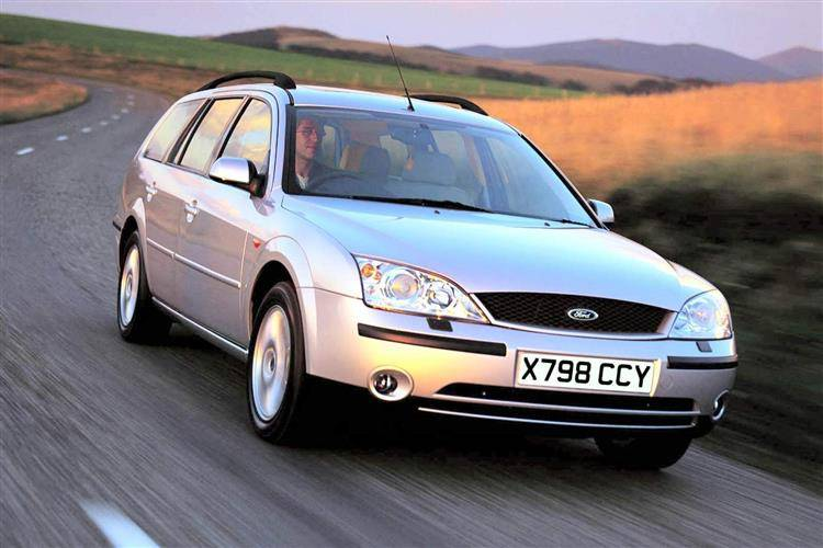 Ford Mondeo MK3 Estate (2000 - 2007) review