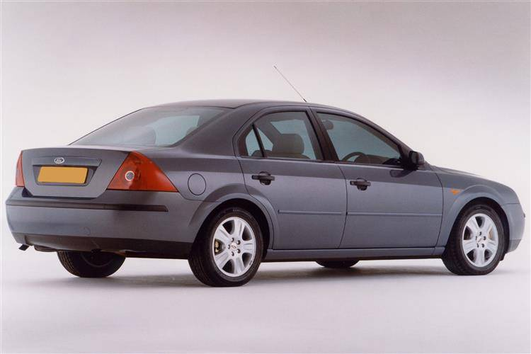 Ford Mondeo MK3 (2000 - 2007) used car review review | Car ...