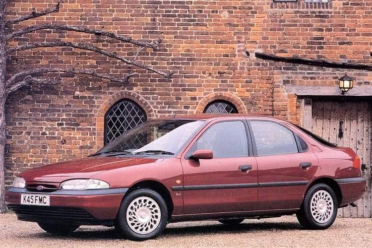 Ford Mondeo MK1 (1993 - 1996) review