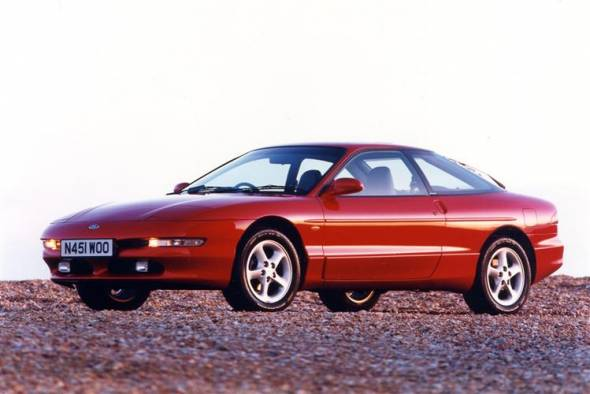 Ford Probe (1994 - 1998) used car review